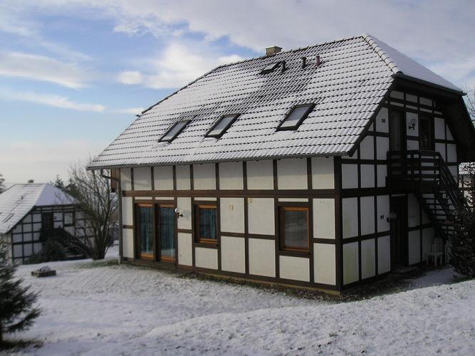 Ferienwohnung in einem Fachwerkhaus direkt am Nationalpark Kellerwald-Edersee (469510), Frankenau, Waldecker Land, Hessen, Deutschland, Bild 21