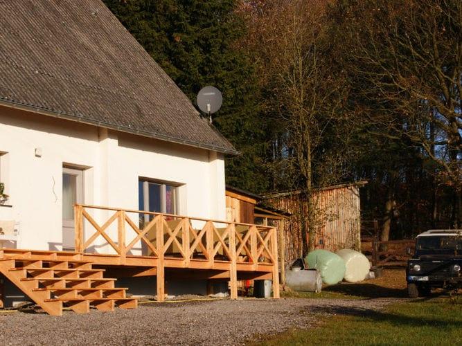 Landglück Ferienhaus in der Eifel