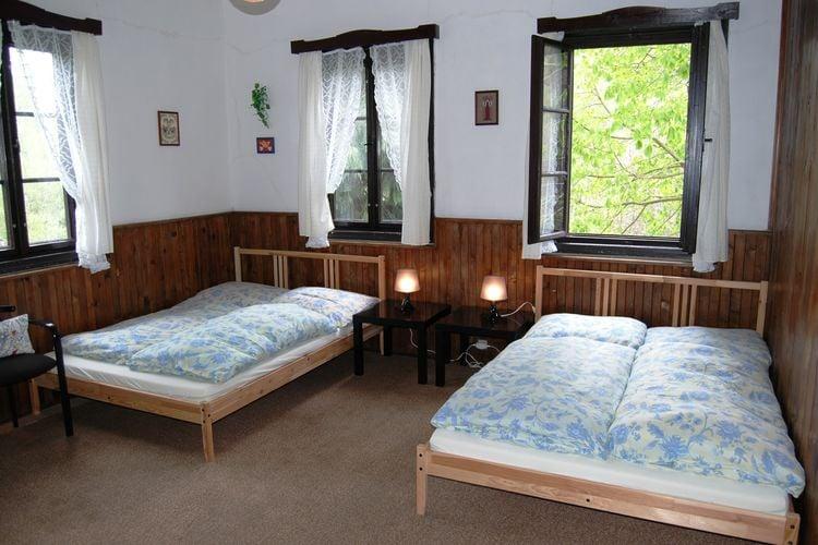 vakantiehuis Tsjechië, Reuzengebergte - Jzergebergte, Jetrichovice vakantiehuis CZ-40502-03