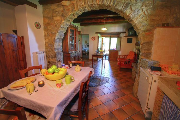Boerderij Italië, Toscana, Ortignano Boerderij IT-52010-36