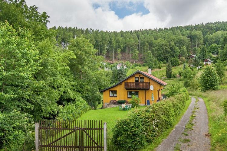 Duitsland | Thuringen | Vakantiehuis te huur in Steinbach-Hallenberg    4 personen