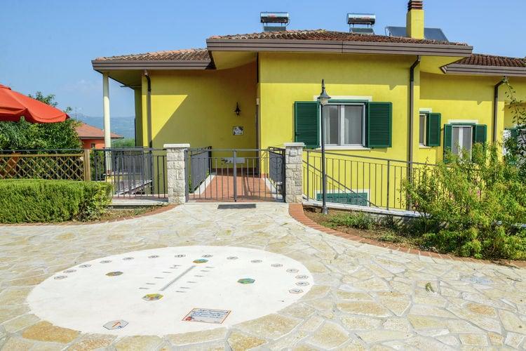 vakantiehuis Italië, Campania, Torrecuso vakantiehuis IT-82030-02