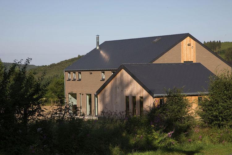 Villa Katara Manhay Luxembourg Belgium
