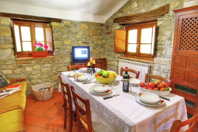 Boerderij Italië, Toscana, Ortignano Boerderij IT-52010-37