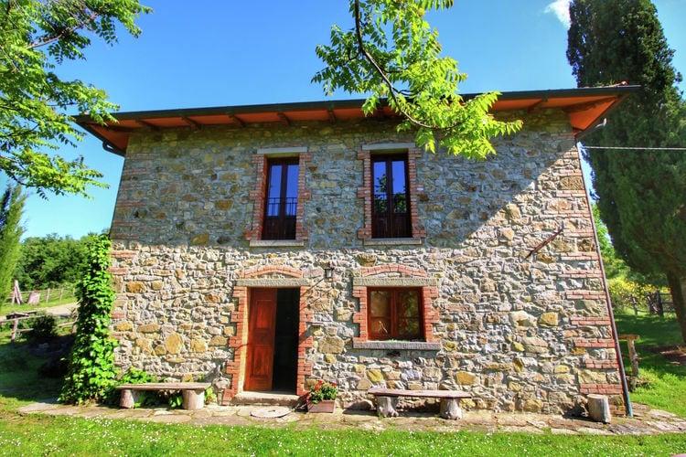 Vakantiehuis met zwembad met wifi  Ortignano  Bellavista Terra