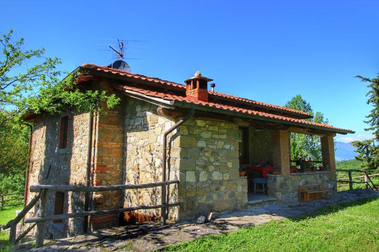 Vakantiehuis met zwembad met wifi  Ortignano  Bellavista Primo