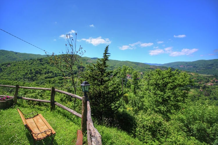 Boerderij Italië, Toscana, Ortignano Boerderij IT-52010-40