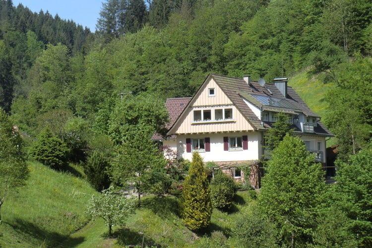 Vakantiehuizen Duitsland | Baden-Wurttemberg | Appartement te huur in Oppenau   met wifi 2 personen