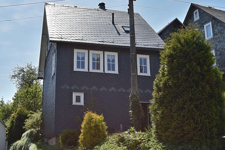 Landhaus Fernblick - Chalet - Deesbach