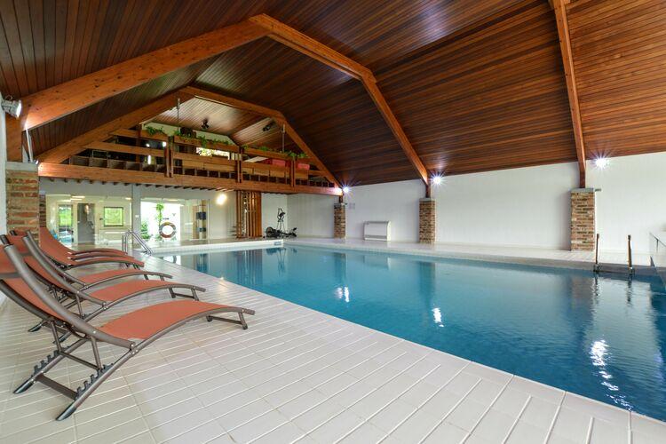 Vakantiehuis met zwembad met wifi  Aubel  Au fil des saisons