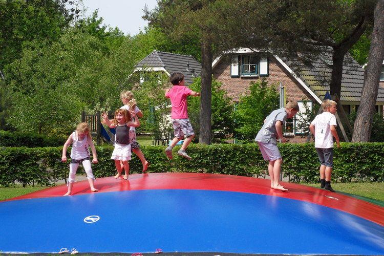 Vakantiewoning Nederland, Drenthe, Hooghalen Chalet NL-9414-16