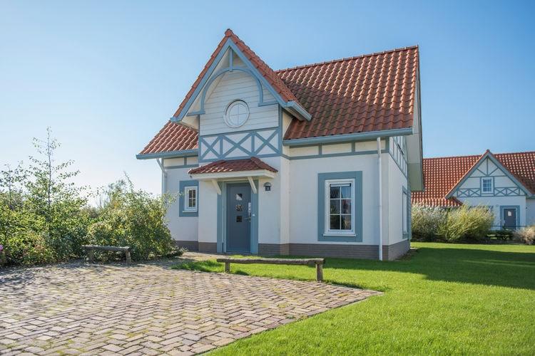 Villas Nederland | Zeeland | Villa te huur in Cadzand-Bad   met wifi 6 personen