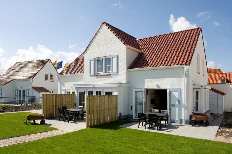 Villa Nederland, Zeeland, Cadzand-Bad Villa NL-4506-26