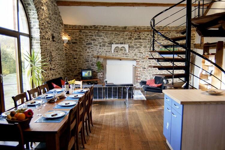 vakantiehuis België, Luik, Ensival vakantiehuis BE-0129-01