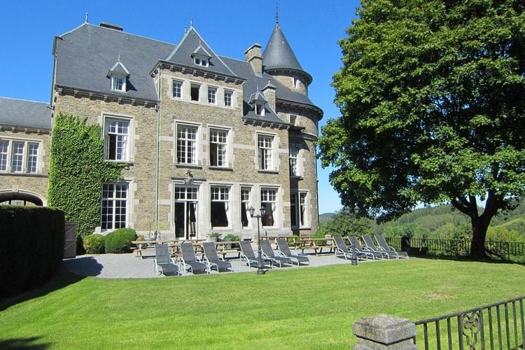 Holiday house Grand Chateau de Blier (674818), Erezée, Luxembourg (BE), Wallonia, Belgium, picture 2