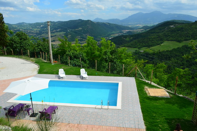 Holiday apartment Giammy (672853), Acqualagna, Pesaro and Urbino, Marche, Italy, picture 8