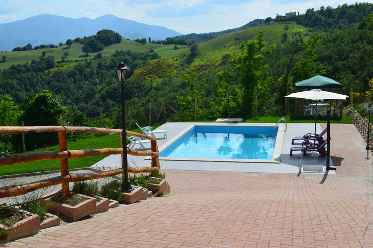 Holiday apartment Giammy (672853), Acqualagna, Pesaro and Urbino, Marche, Italy, picture 10