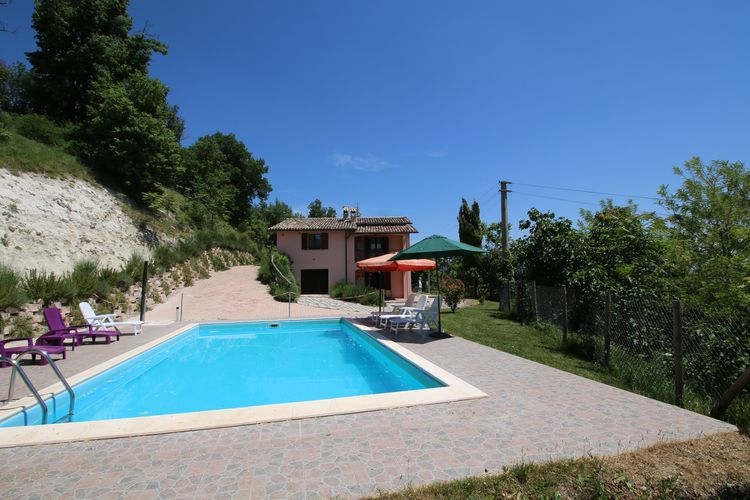 Holiday apartment Giammy (672853), Acqualagna, Pesaro and Urbino, Marche, Italy, picture 4