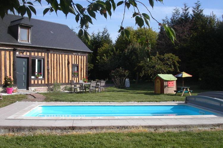 Vakantiewoning Frankrijk, Normandie, Courtonne-Les-2-Eglises vakantiewoning FR-14290-02