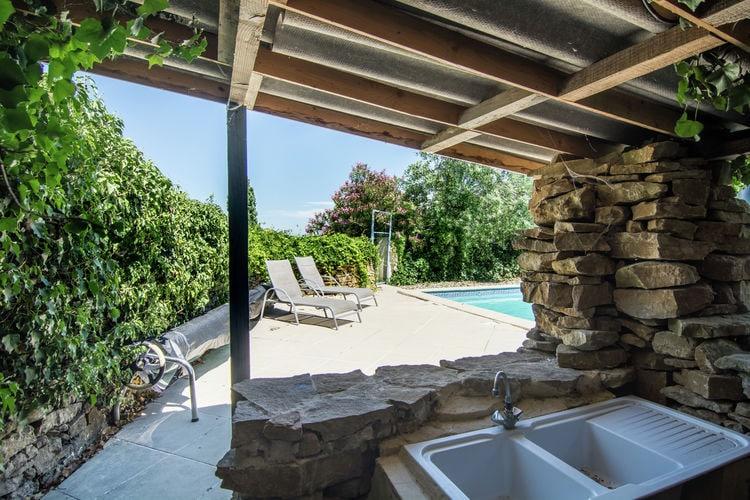 Villa Frankrijk, Languedoc-roussillon, Salazac Villa FR-30760-04