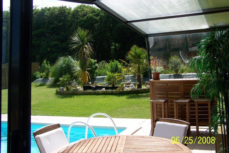 Ferienhaus Les Tropiques (255973), Lesneven, Finistère Binnenland, Bretagne, Frankreich, Bild 22