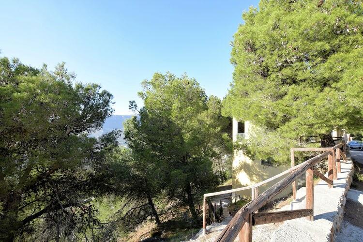 vakantiehuis Spanje, Costa del Sol, Alcaucín vakantiehuis ES-29711-16