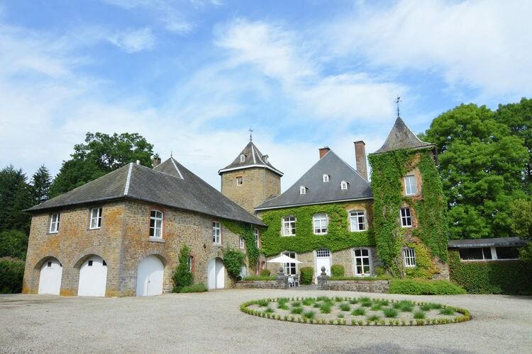 Kasteel  met wifi  Bastogne  Nuts Castle