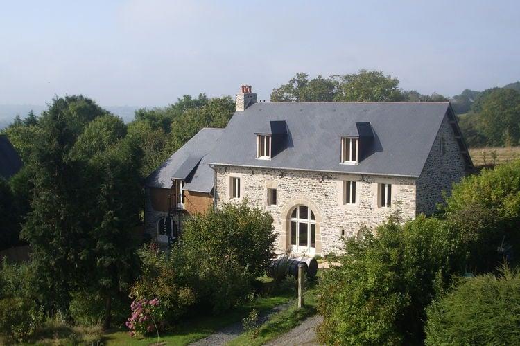 vakantiehuis Frankrijk, Normandie, Courcy vakantiehuis FR-50200-08