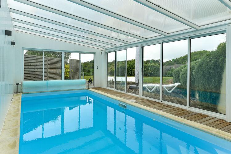Vakantiehuizen Frankrijk | Bretagne | Villa te huur in Moelan-sur-mer met zwembad  met wifi 9 personen