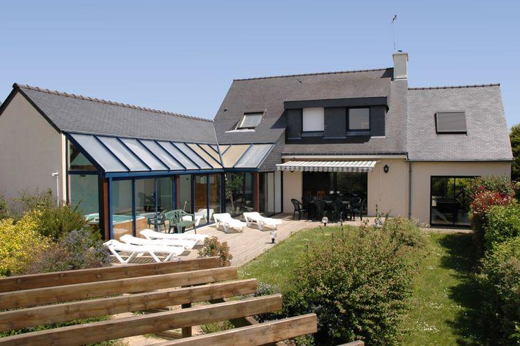 Vakantiehuizen Moelan-sur-mer te huur Moëlan-sur-mer- FR-29350-30 met zwembad  met wifi te huur