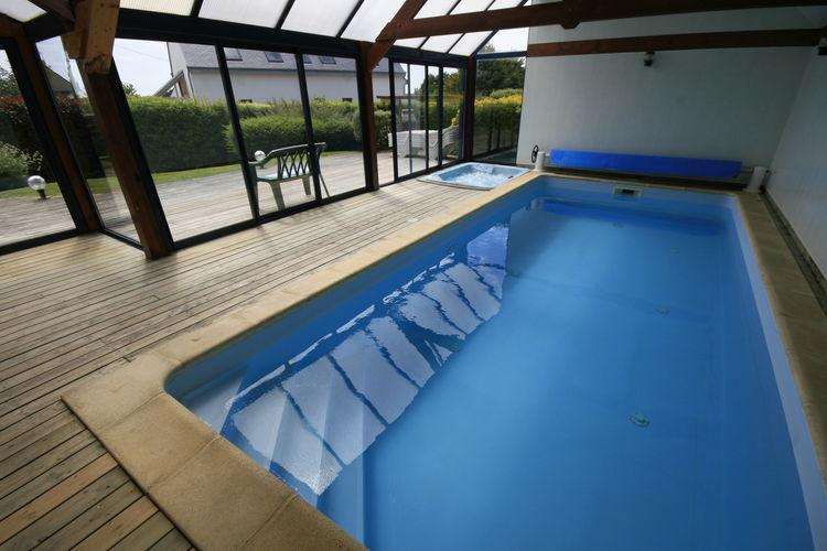 Vakantiehuizen Frankrijk | Bretagne | Villa te huur in Moelan-sur-mer met zwembad  met wifi 10 personen