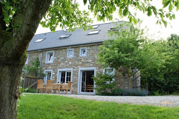 Belgie | Luik | Vakantiehuis te huur in Theux   met wifi 14 personen