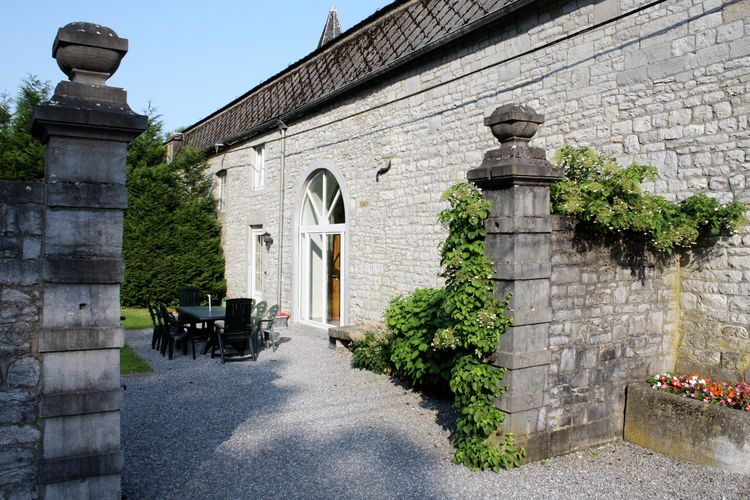 Heerlijk vakantiehuis op landgoed van 18e-eeuws kasteel