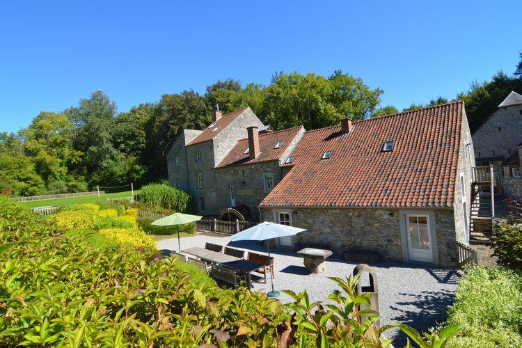 Woning Belgie | Namen | Vakantiehuis te huur in Maredsous   met wifi 24 personen