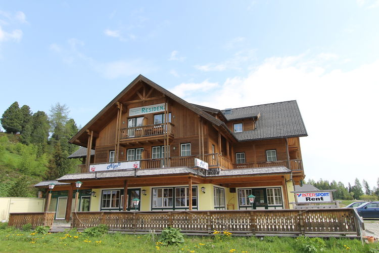 Appartement  met wifi  SteiermarkTurrach C