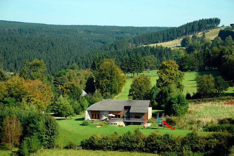 Villas Belgie | Luik | Villa te huur in Waimes   met wifi 18 personen