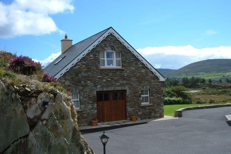 Ierland Vakantiewoningen te huur Privé gelegen cottage met uitzicht over het water
