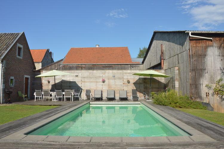 vakantiehuis België, Luik, Goé vakantiehuis BE-0178-01