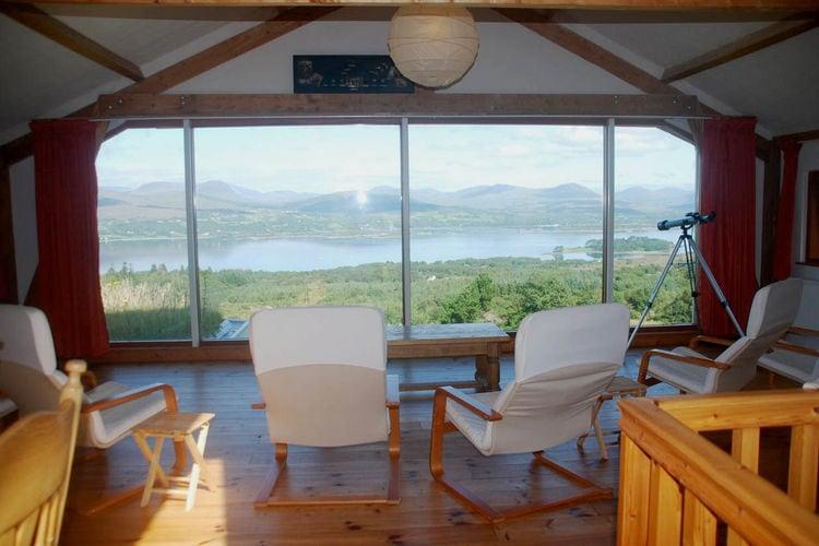 Ierland Vakantiewoningen te huur Uitzonderlijk split level vakantiehuis op een prachtige locatie