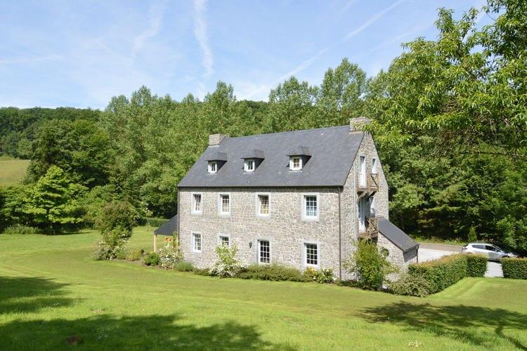 Belgie Boerderijen te huur Vakantiewoning in het bos nabij Maredsous, ideaal voor wandelaars