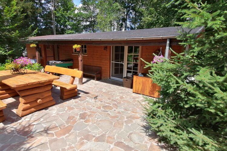 Vakantiehuizen Belgie | Luxemburg | Chalet te huur in Wibrin   met wifi 6 personen