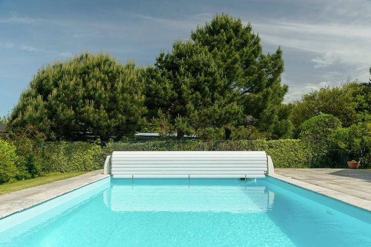 Vakantiehuizen Frankrijk | Bretagne | Villa te huur in Concarneau met zwembad  met wifi 14 personen