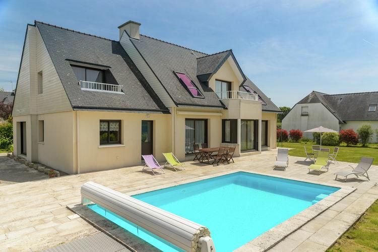 Villa Frankrijk, Bretagne, Concarneau Villa FR-29900-06