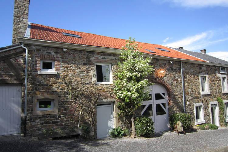 Vakantiehuis  met wifi  SpaLe Grand Chemin