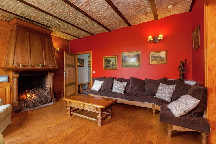 vakantiehuis België, Luxemburg, Saint-Hubert vakantiehuis BE-0234-01