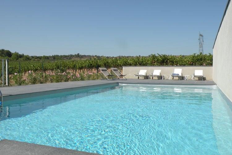 Villa Frankrijk, Languedoc-roussillon, Rieux-Minervois Villa FR-11160-02