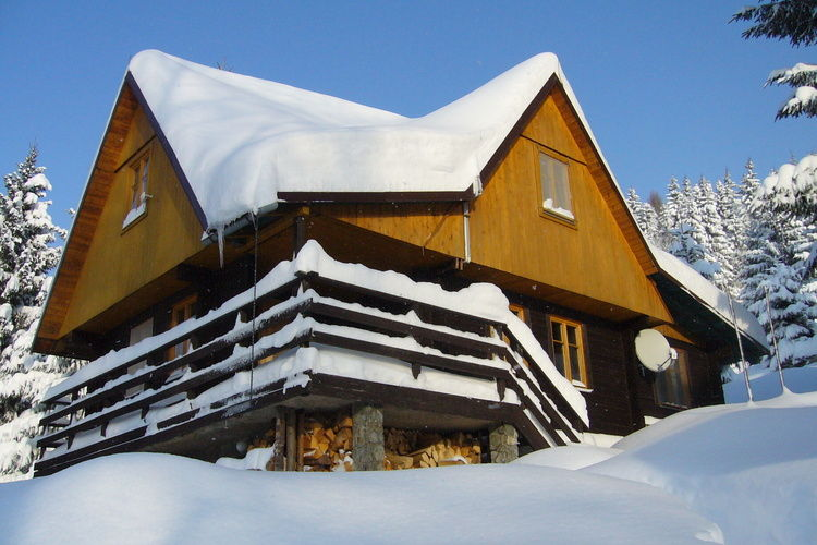 Haus Oldrich A - Accommodation - Rokytnice Nad Jizerou