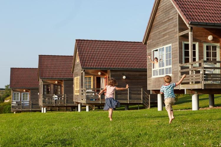 Vakantiehuizen Frankrijk | Picardie | Chalet te huur in Grand-Laviers    4 personen