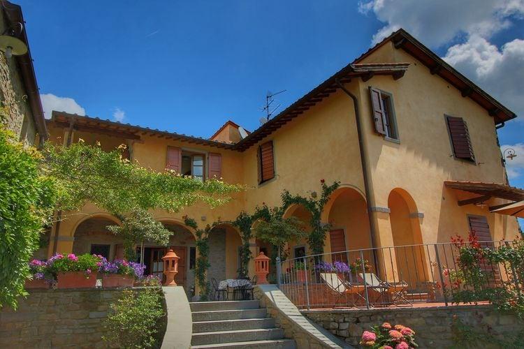 Boerderij Italië, Toscana, Loro Ciuffenna Boerderij IT-52024-14
