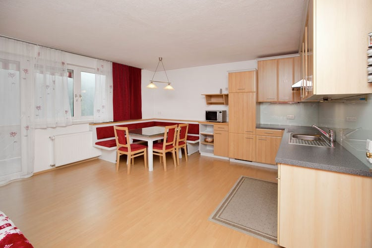 Appartement Oostenrijk, Tirol, Strengen Appartement AT-6571-11